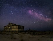 Milky-Way-over-Judges-Shack